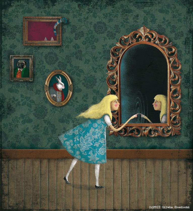 Quando mi guardo allo specchio un blog formidabile - Sognare lo specchio ...