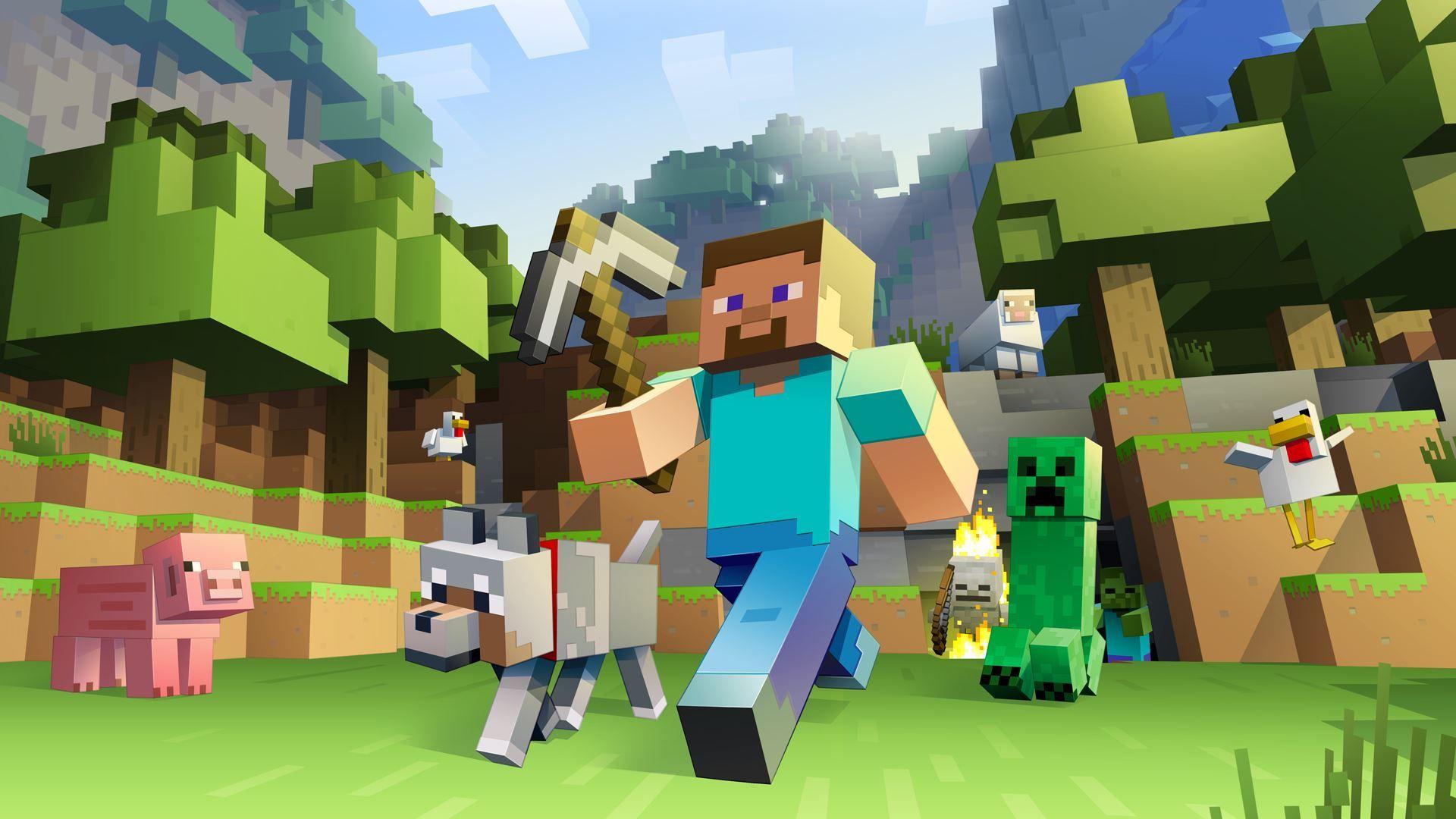 Come Fare Un Banco Di Lavoro Su Minecraft : Minecraft ecco come funziona un formidabile